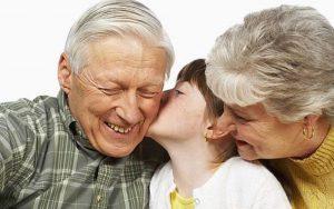 Avós – pais com açúcar