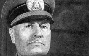 Mussolini, fascismo e homossexualidade