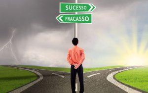 Refletindo sobre sucesso e fracasso