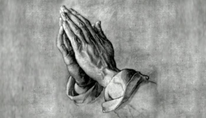 Suas mãos
